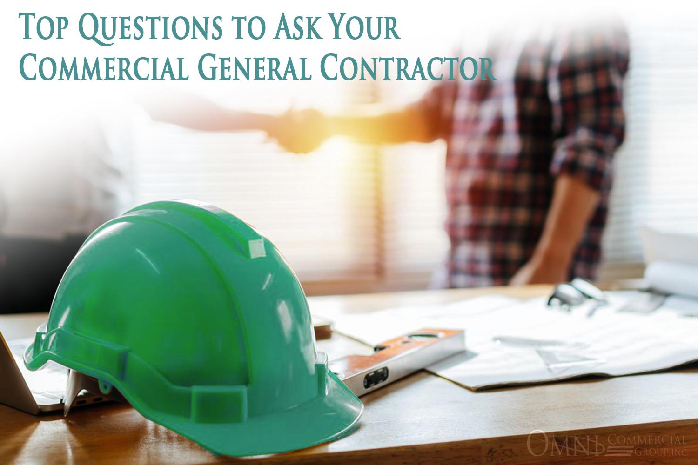 commercial general contractor